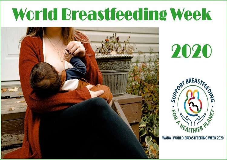 World Breastfeeding Week 2020: Theme and Objective