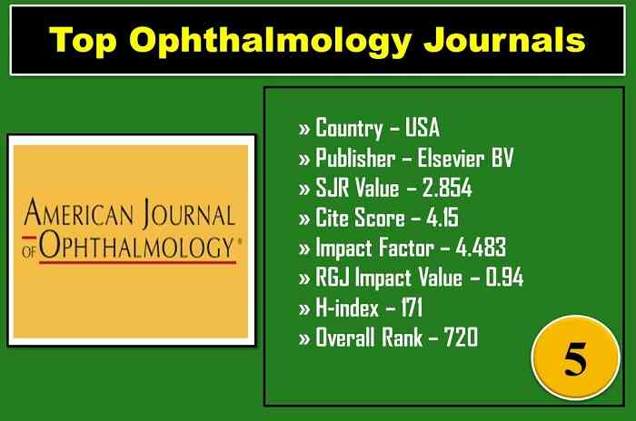 american-journal-of-ophthalmology
